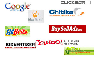 ALTERNATIVES TO ADSENSE